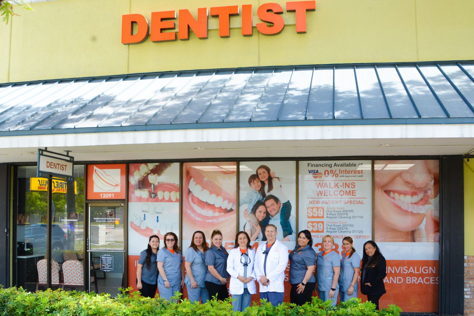 Miami's Cosmetic & Restorative Dentistry | Dr. Richard Romay and Staff